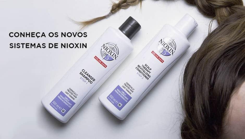 Home Nioxin Sistemas