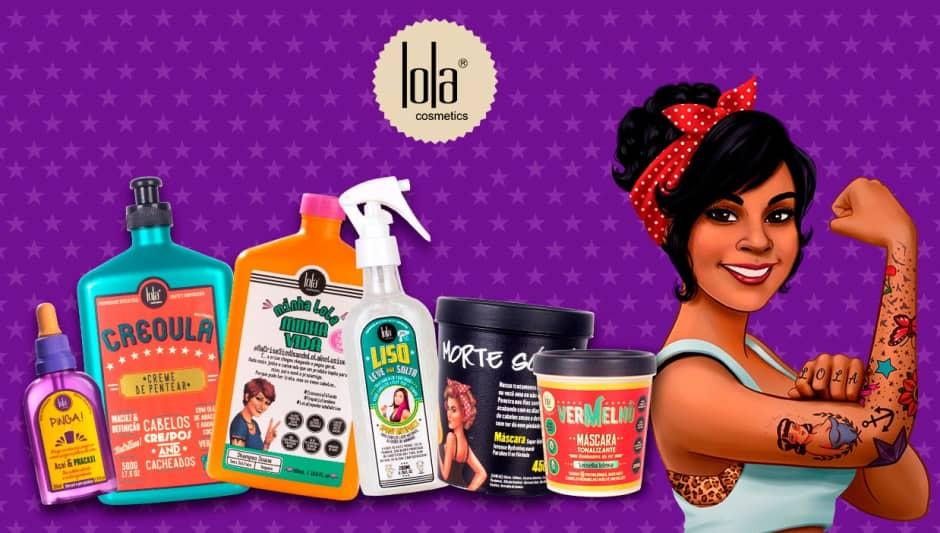 Lola Cosmetics Institucional