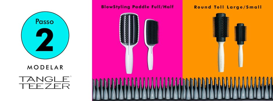Tangle Teezer Passo 2 Blow Styling