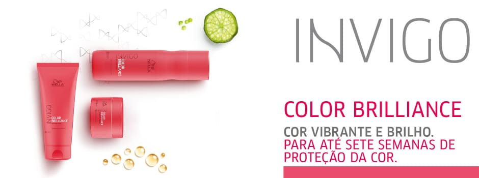 WELLA: Internal - Invigo Color Brilliance