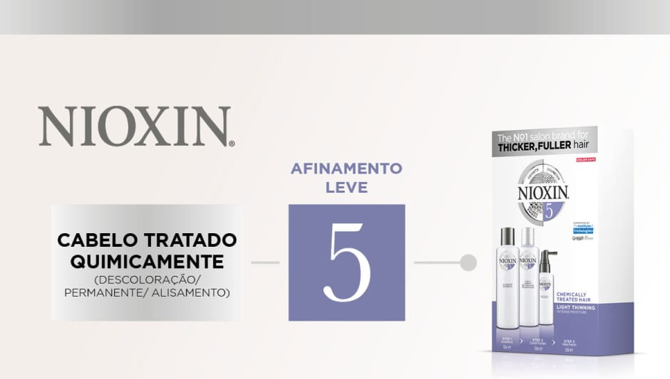 NIOXIN: INTERNAL Sistema 5