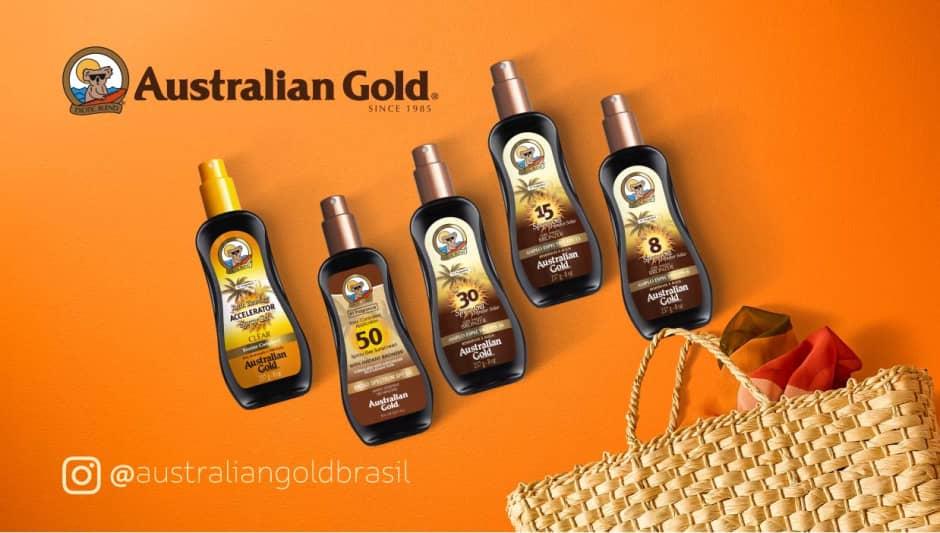 Australian Gold Bronzeador