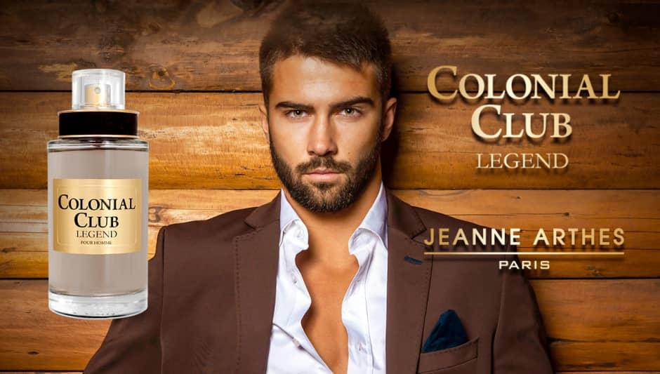 Jeanne Arthes Colonial Club Legend
