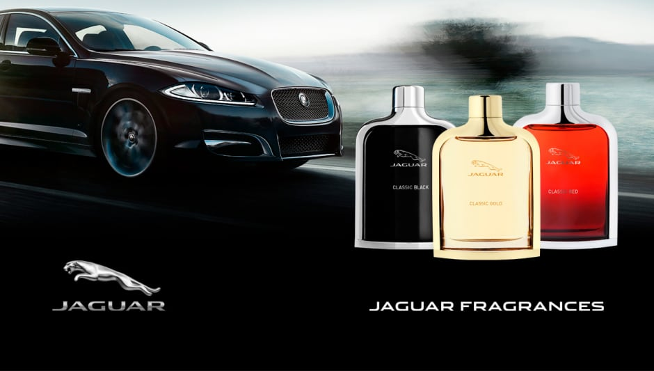 Jaguar Perfumes