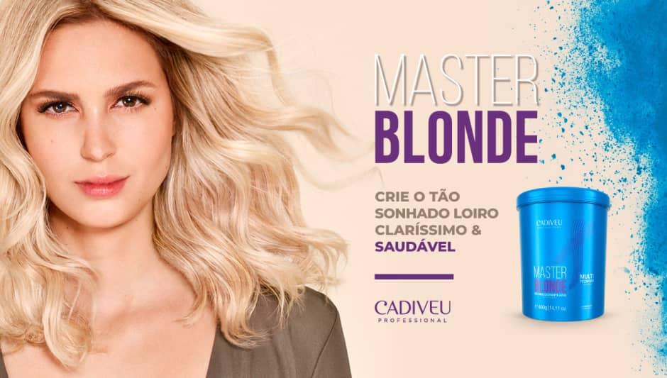 Cadiveu Master Blonde
