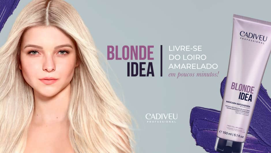 Cadiveu Blonde Idea