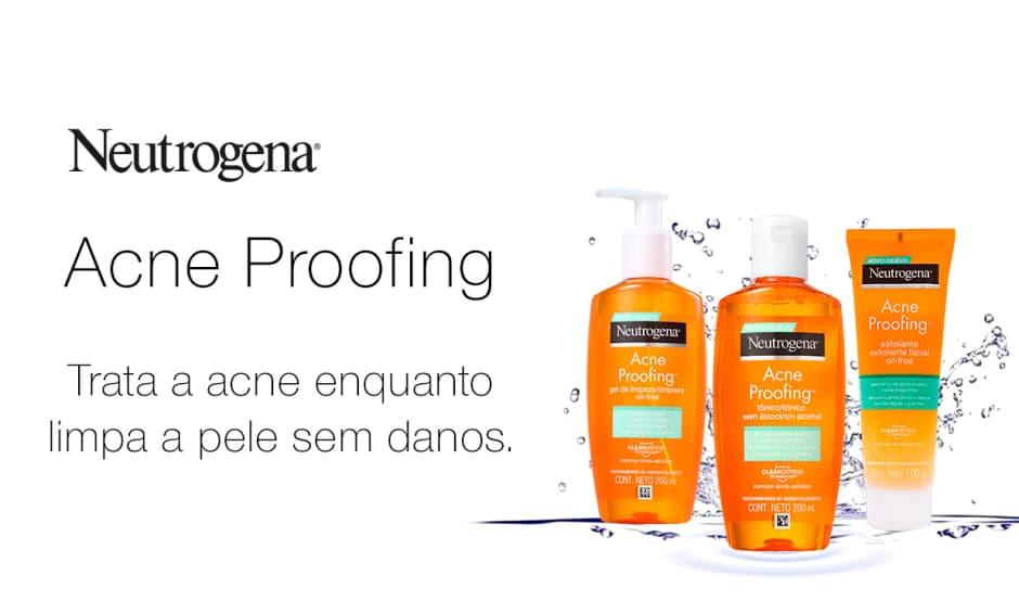 Neutrogena Acne Proofing