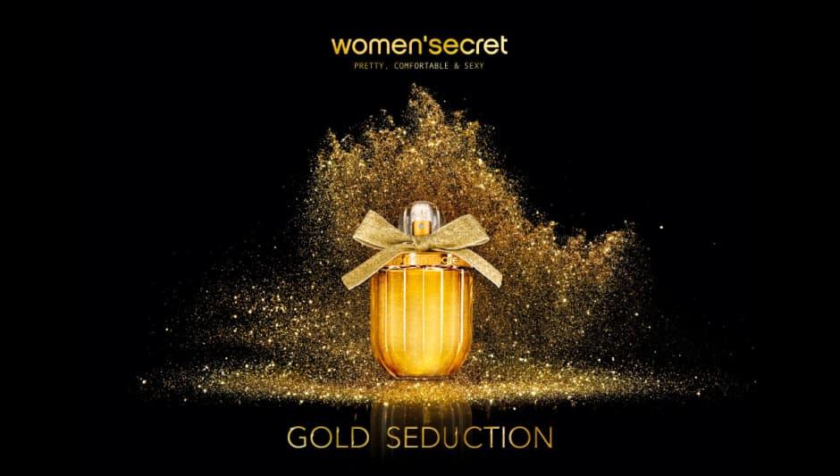 Women's Secret Gold Seduction