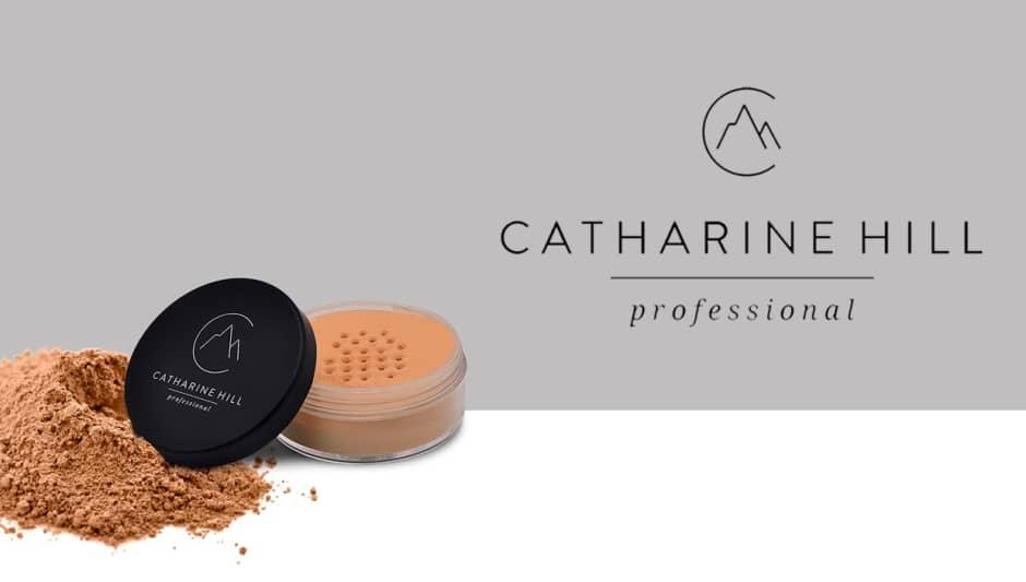 Catharine Hill Maquiagem Rosto