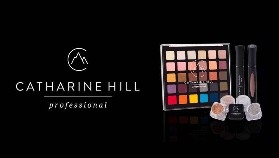 Catharine Hill Maquiagem