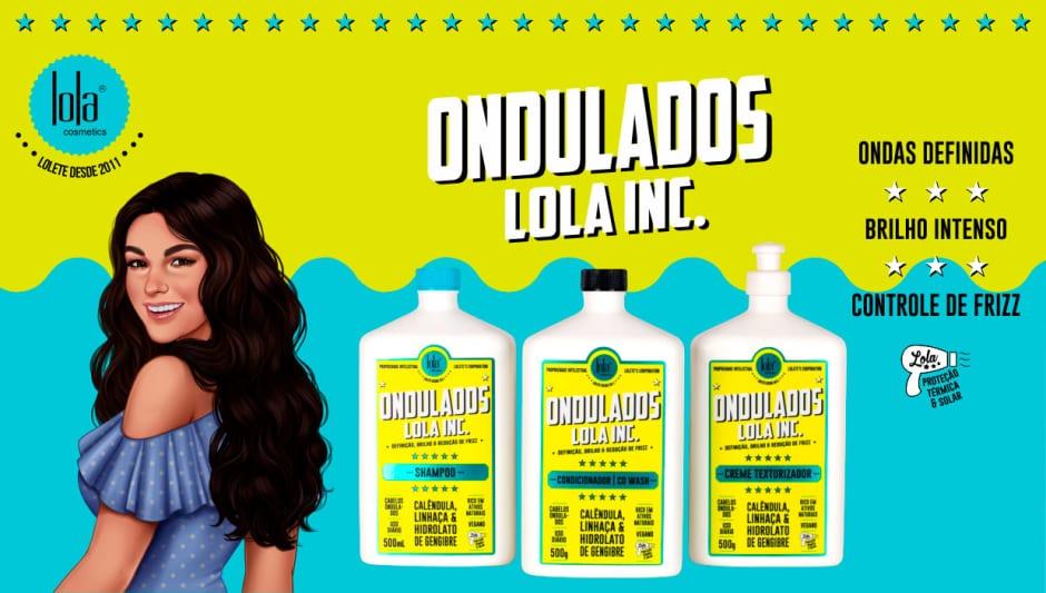 Lola Cosmetics Ondulados