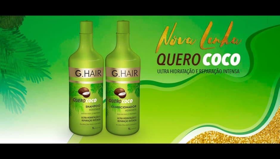 G.Hair Kits de Tratamento