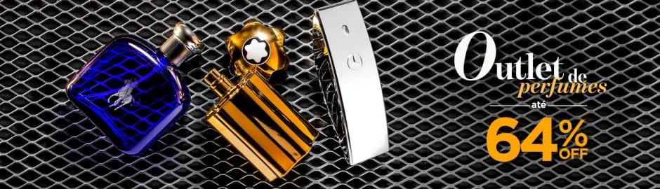 Homem: Outlet de Perfumes Masculinos até 64% OFF