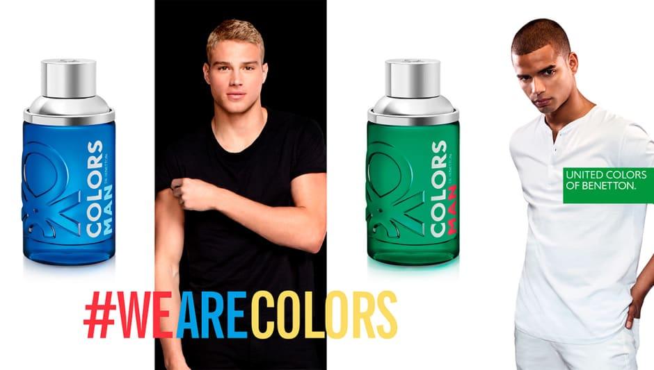 Benetton Colors Man