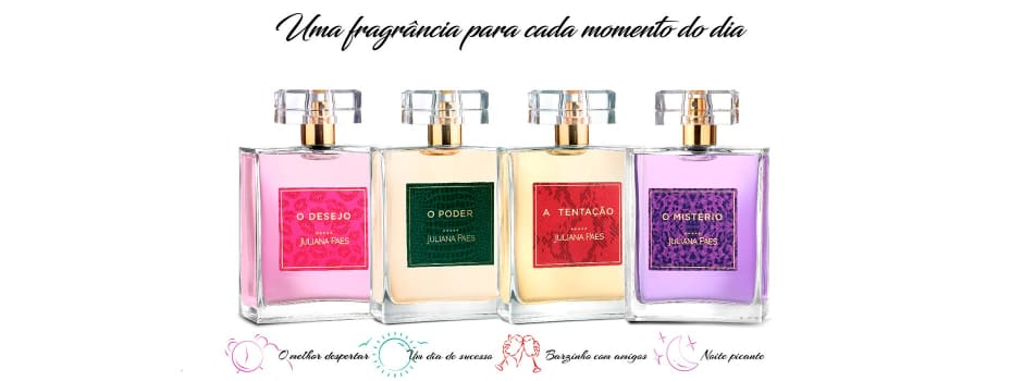 Juliana Paes Perfume