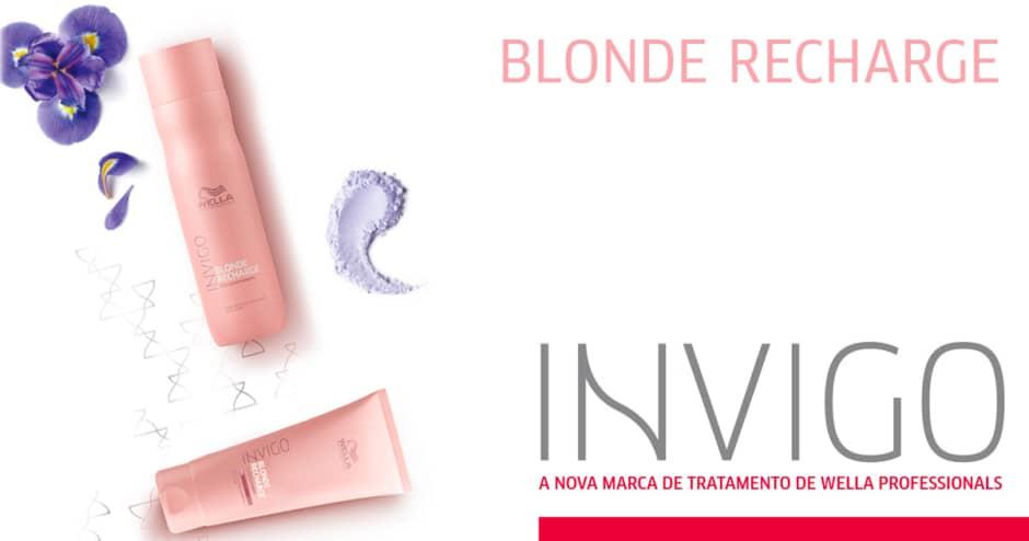 Wella Invigo Blonde Recharge