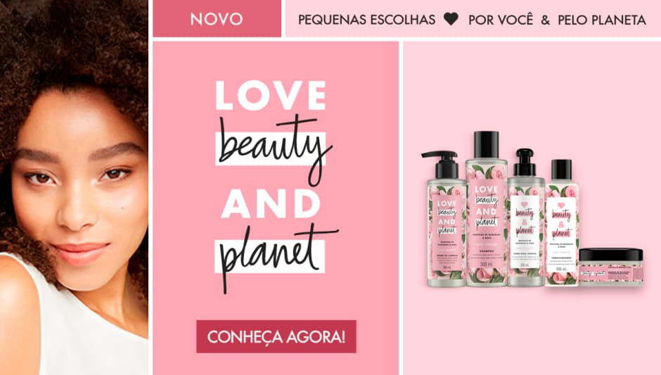 Home: Love Beauty and Planet Rosa