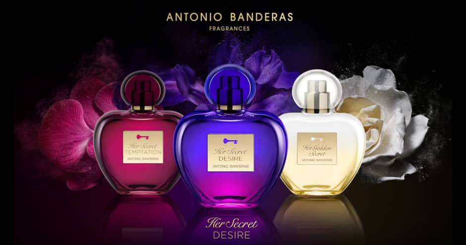 Antonio Banderas Her Secret Desire