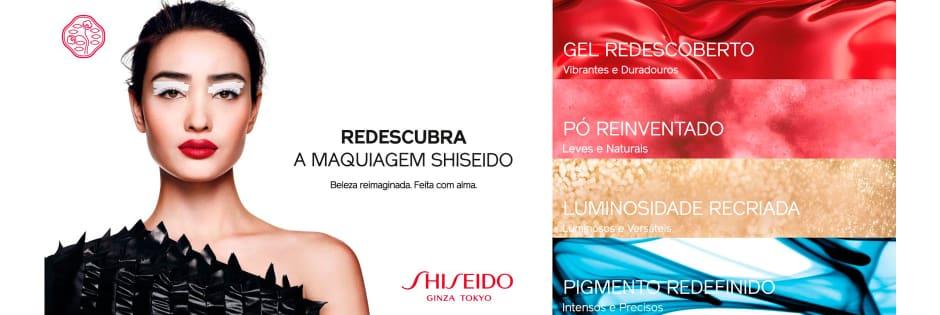 Shiseido Maquiagem