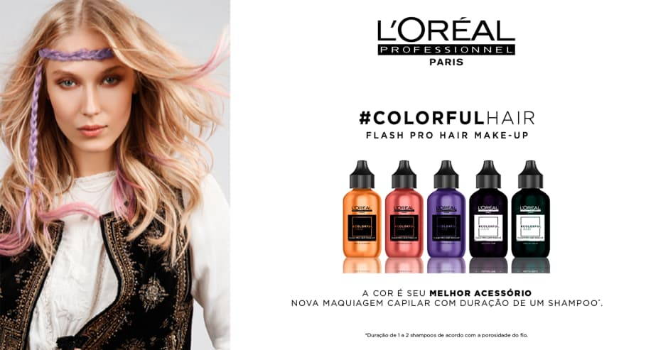 L'Oréal Professionnel Colorful Hair