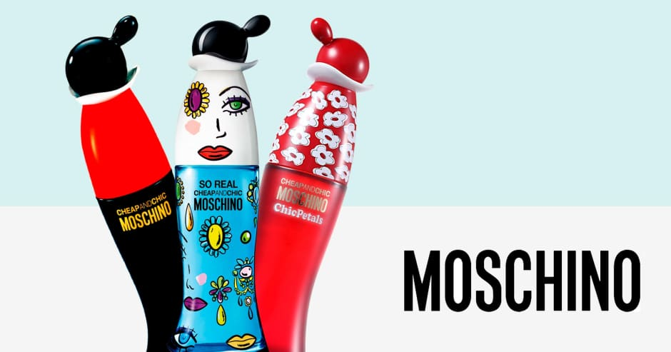 Moschino Perfumes Femininos