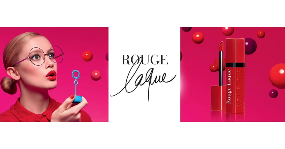 Bourjois Paris Rouge Laque