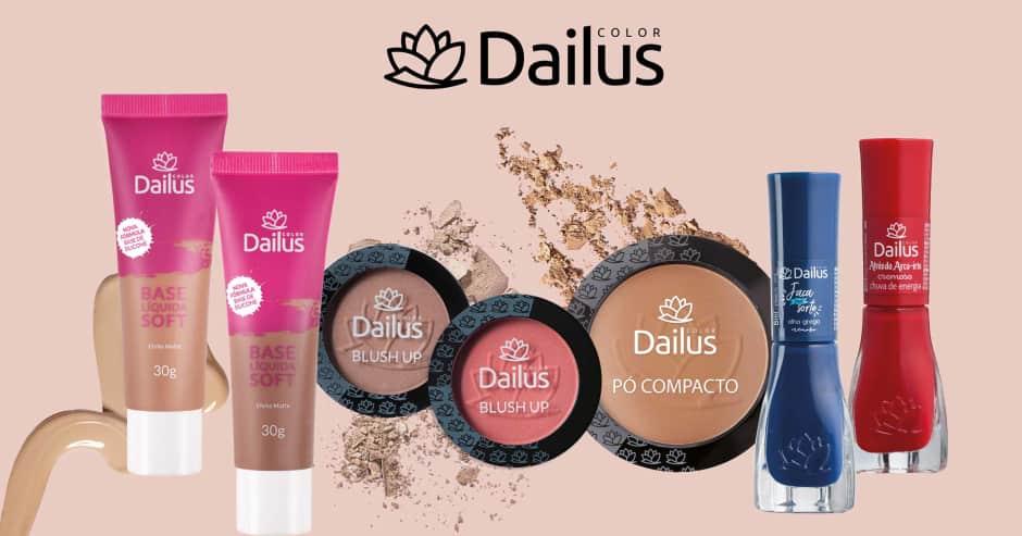 Dailus Maquiagem