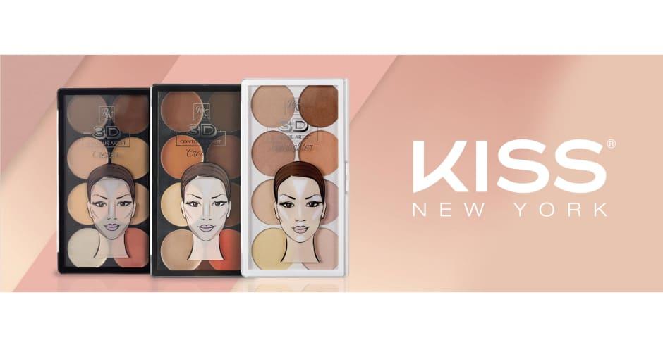 Kiss New York Rosto