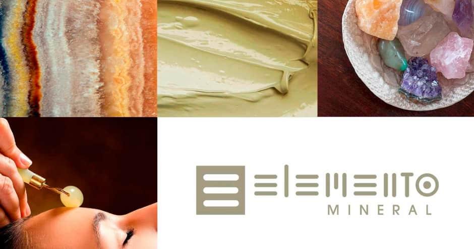 Elemento Mineral Kits de Tratamento de Pele