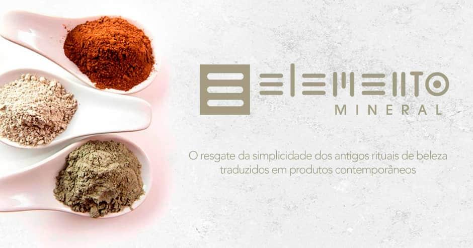 Elemento Mineral Cuidados com a Pele
