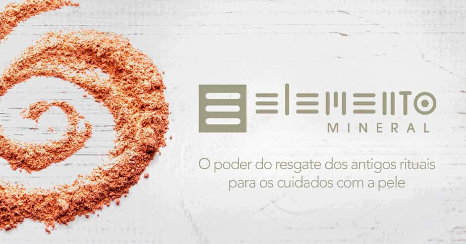 Elemento Mineral para Corpo e Banho