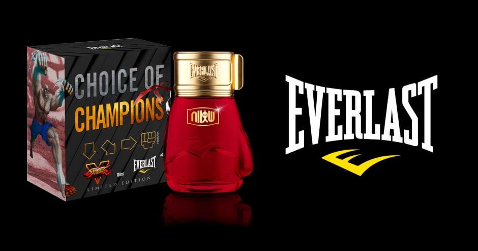 Everlast Perfumes