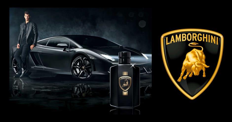 Lamborghini Perfumes