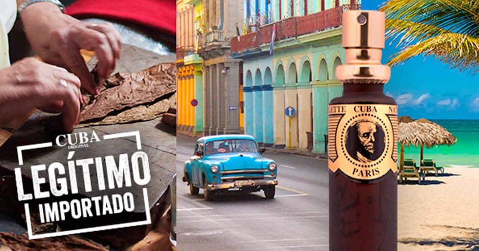 Cuba Perfumes