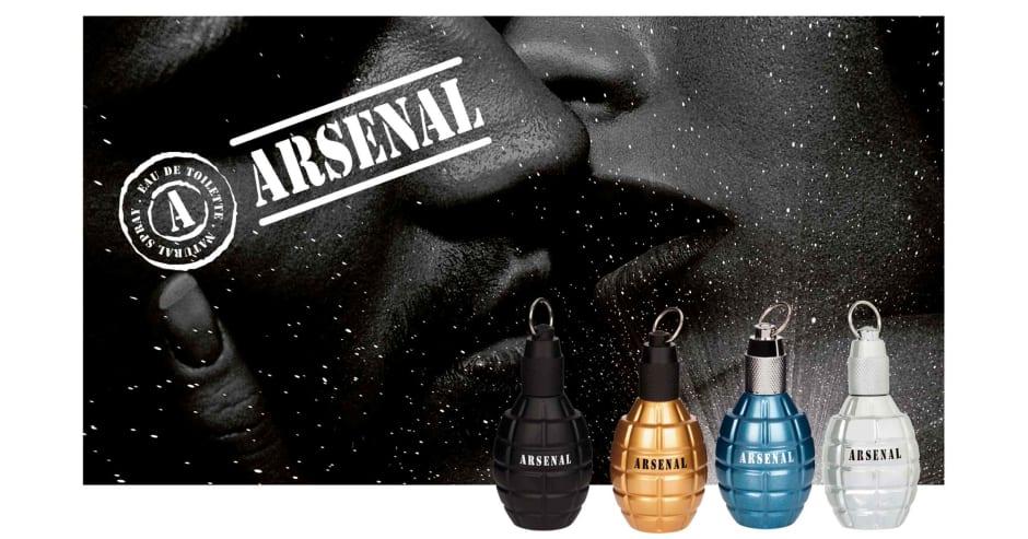Arsenal Perfumes