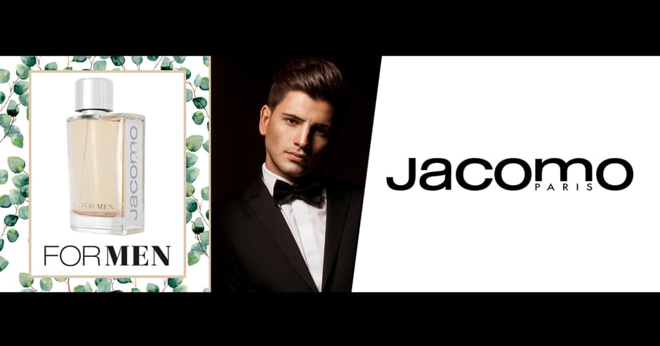 Jacomo For Men Eau de Toilette