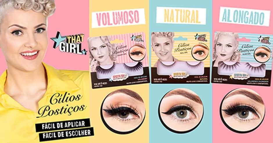 That Girl Olhos