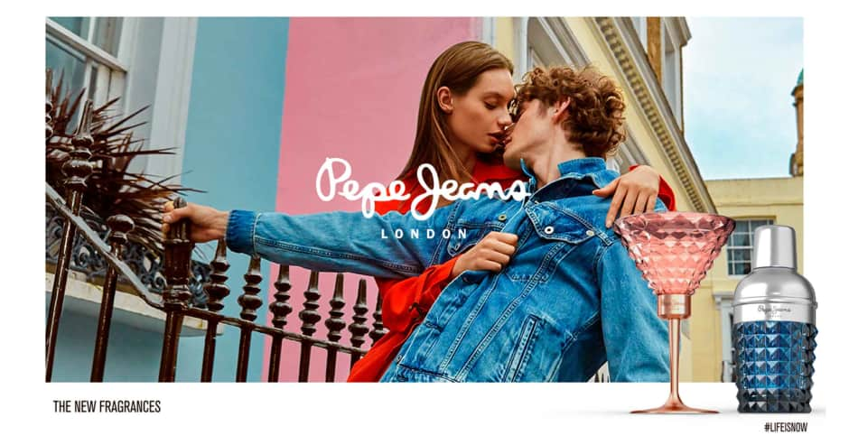 Pepe Jeans Perfumes