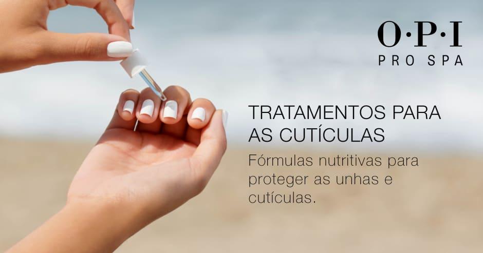 OPI Tratamento para cutícula