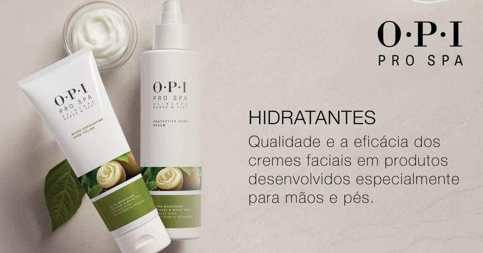 OPI Pro Spa Hidratantes