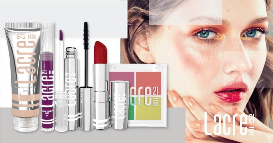 Lacre21 Maquiagem Glow