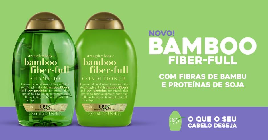 OGX Bamboo Fiber Full