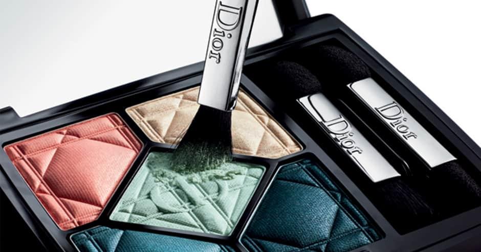 Sombra Dior e Pigmento