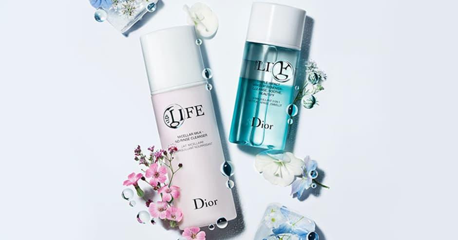 Dior Limpeza Facial