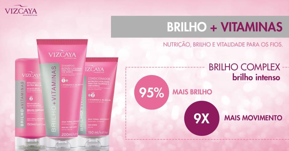Vizcaya Brilho e Vitaminas