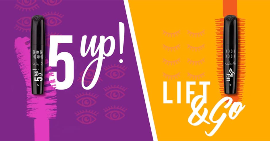 Olhos: 5up Lift&Go