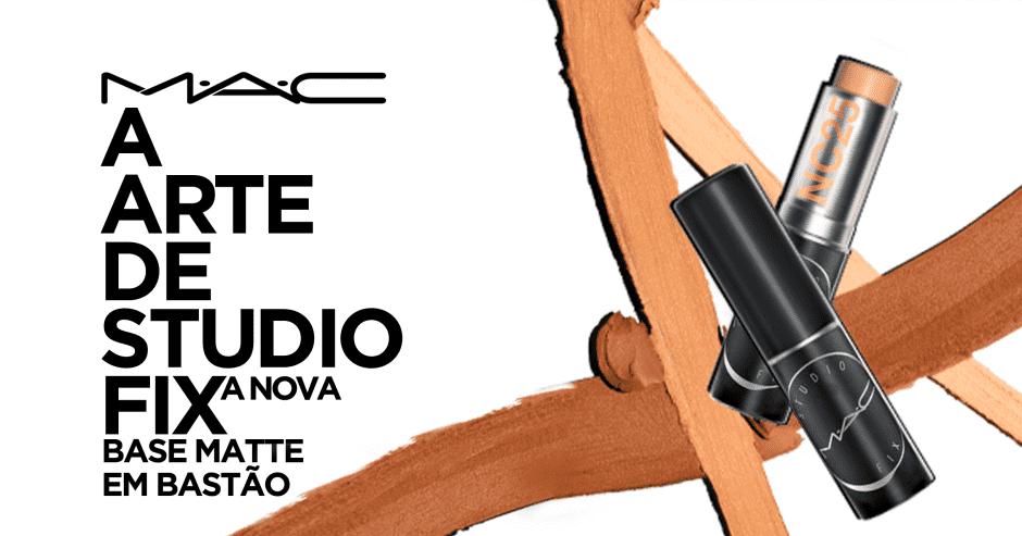 MAC Studio Fix Base Bastão