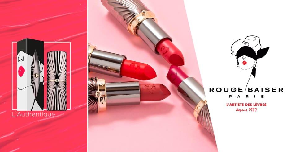 Rouge Baiser Paris - L'Authentique