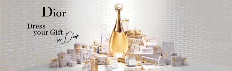 Dior Especial de Natal - Presentes Dior