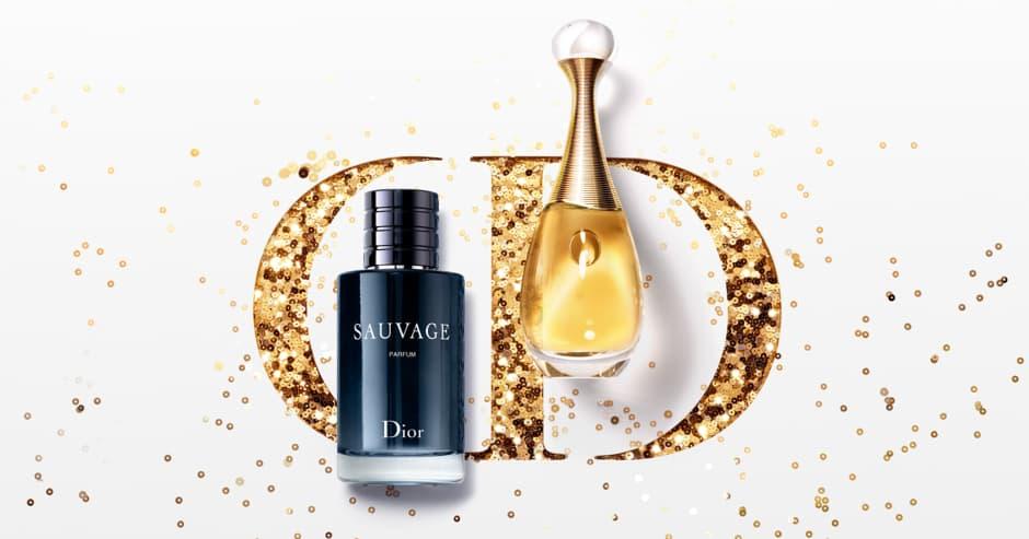Dior Especial de Natal Perfumes